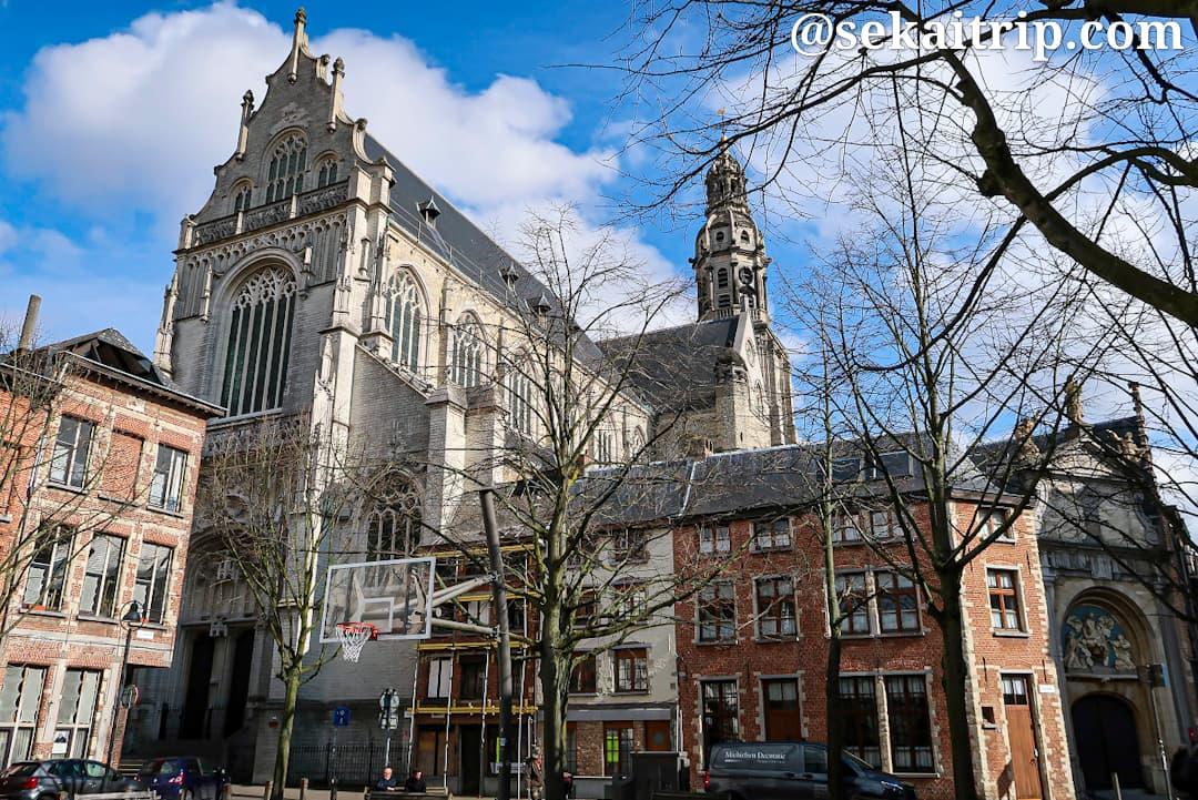 聖パウルス教会(Sint-Pauluskerk)