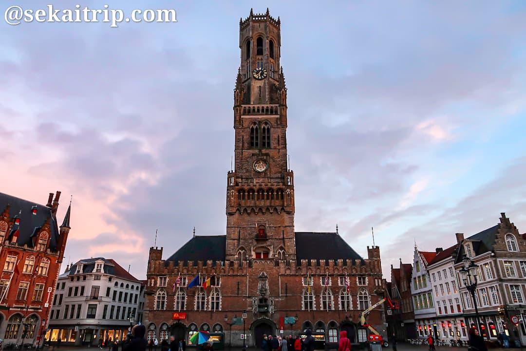 ブルージュの鐘楼(Belfort van Brugge)