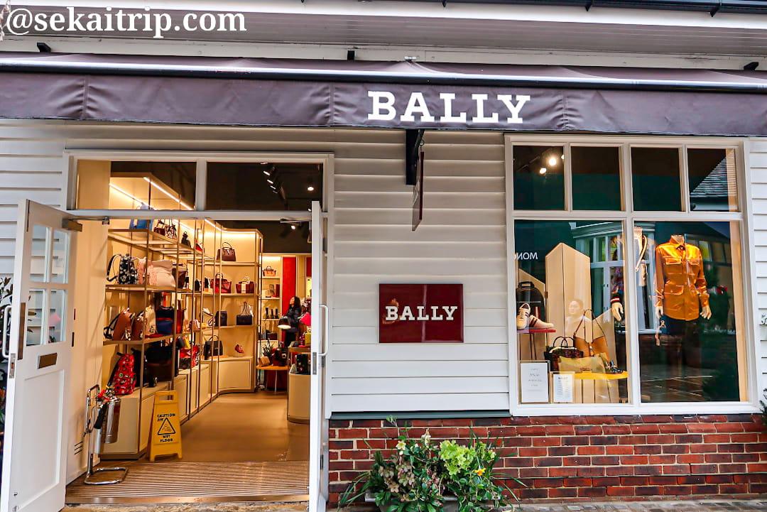 ビスター・ビレッジのバリー(BALLY)