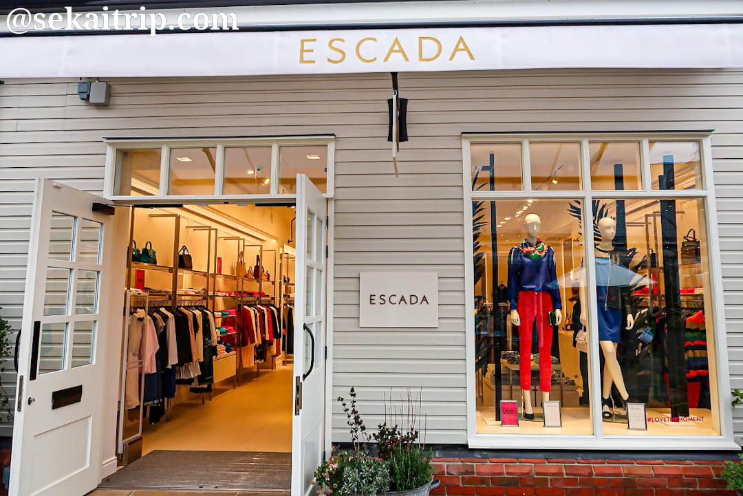 ビスター・ビレッジのエスカーダ(ESCADA)