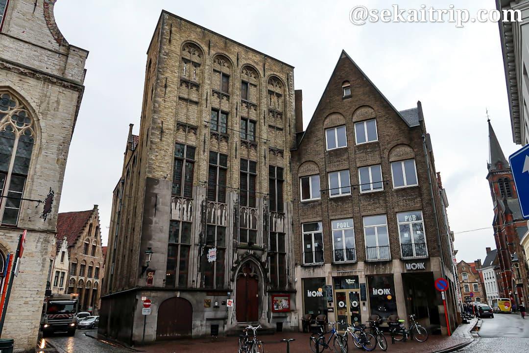 ブルセ邸(Huis Ter Beurze)
