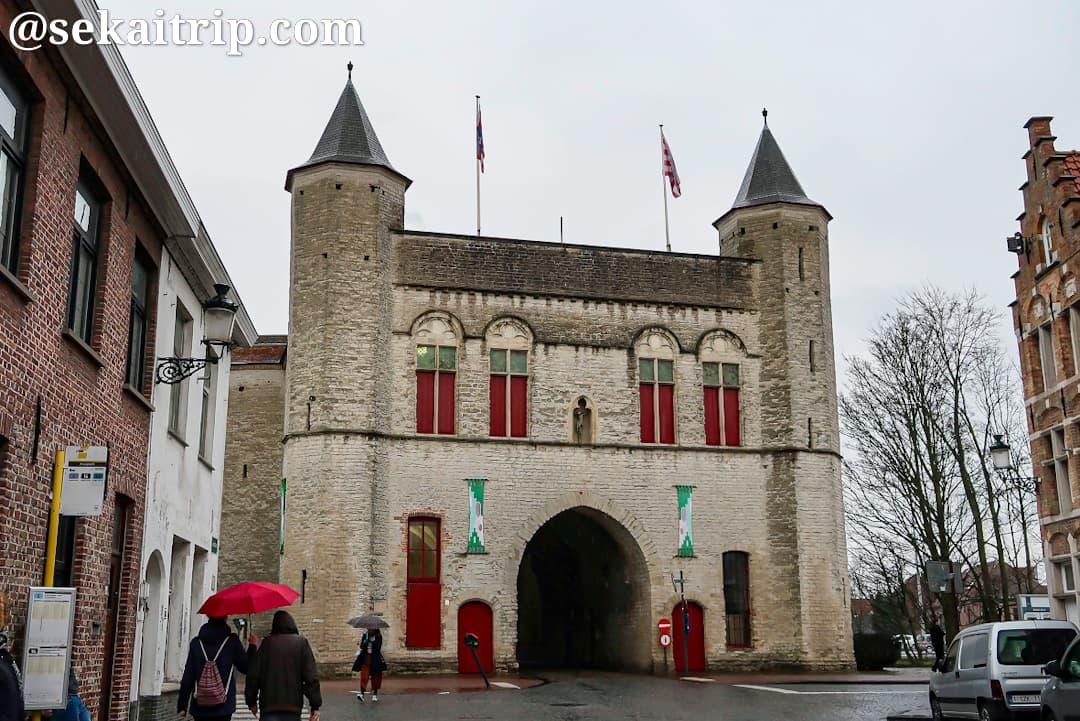 十字の門(Kruispoort)