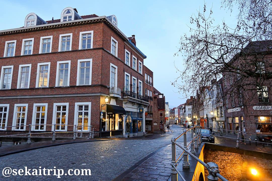 ランゲ通り(Langestraat)