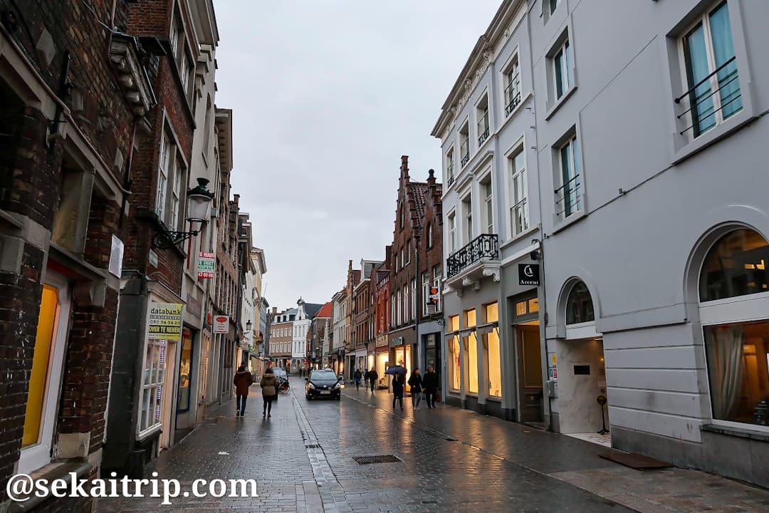 ノールトザント通り(Noordzandstraat)