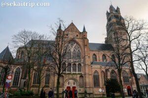 聖サルバトール大聖堂(Sint-Salvatorskathedraal)