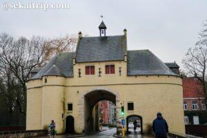 鍛冶屋の門(Smedenpoort)