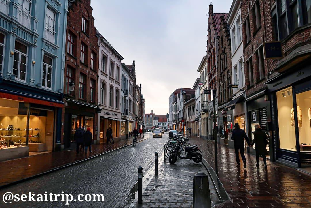 ザイドザント通り(Zuidzandstraat)