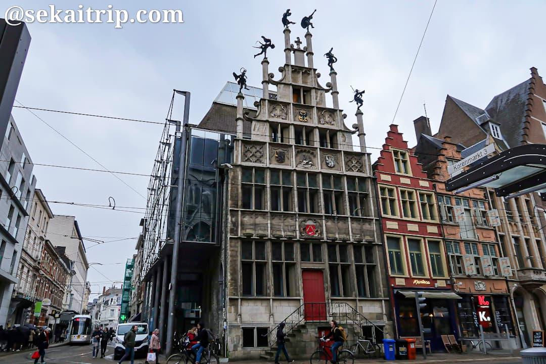 石工の家(Metselaarhuis)