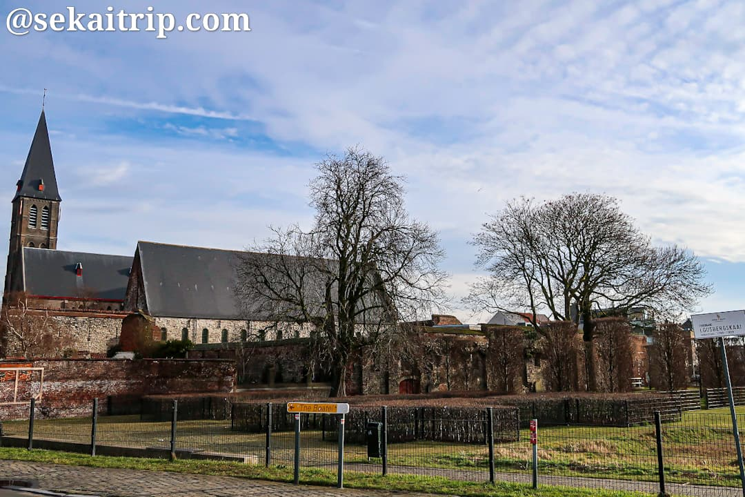 聖バーフ修道院(Sint-Baafsabdij)
