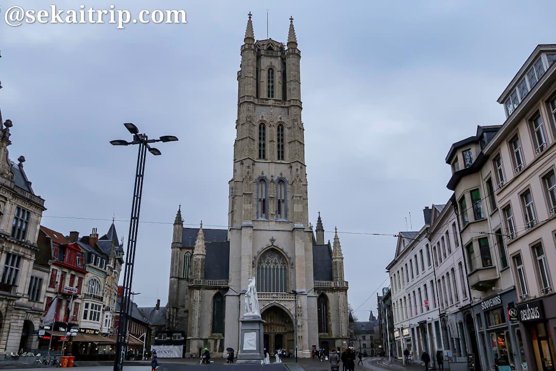 聖バーフ大聖堂(Sint-Baafskathedraal)
