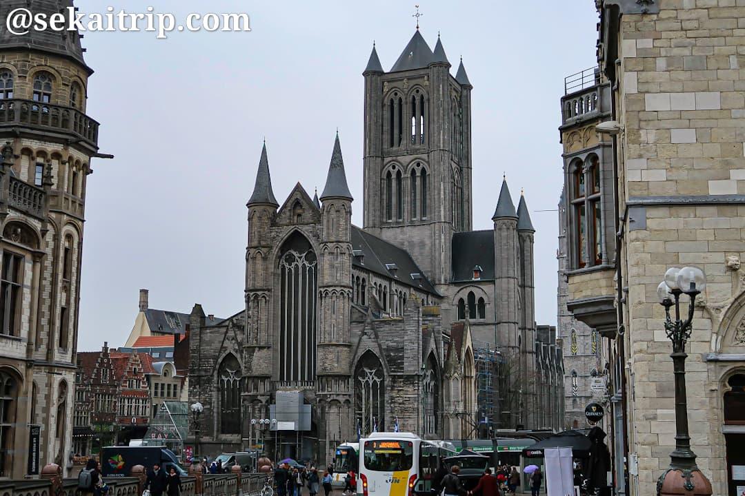 聖ニコラス教会(Sint-Niklaaskerk)
