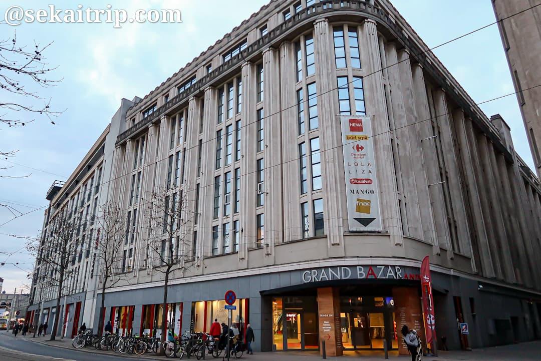 グランド・バザール・アントワープ(Grand Bazar Antwerp)
