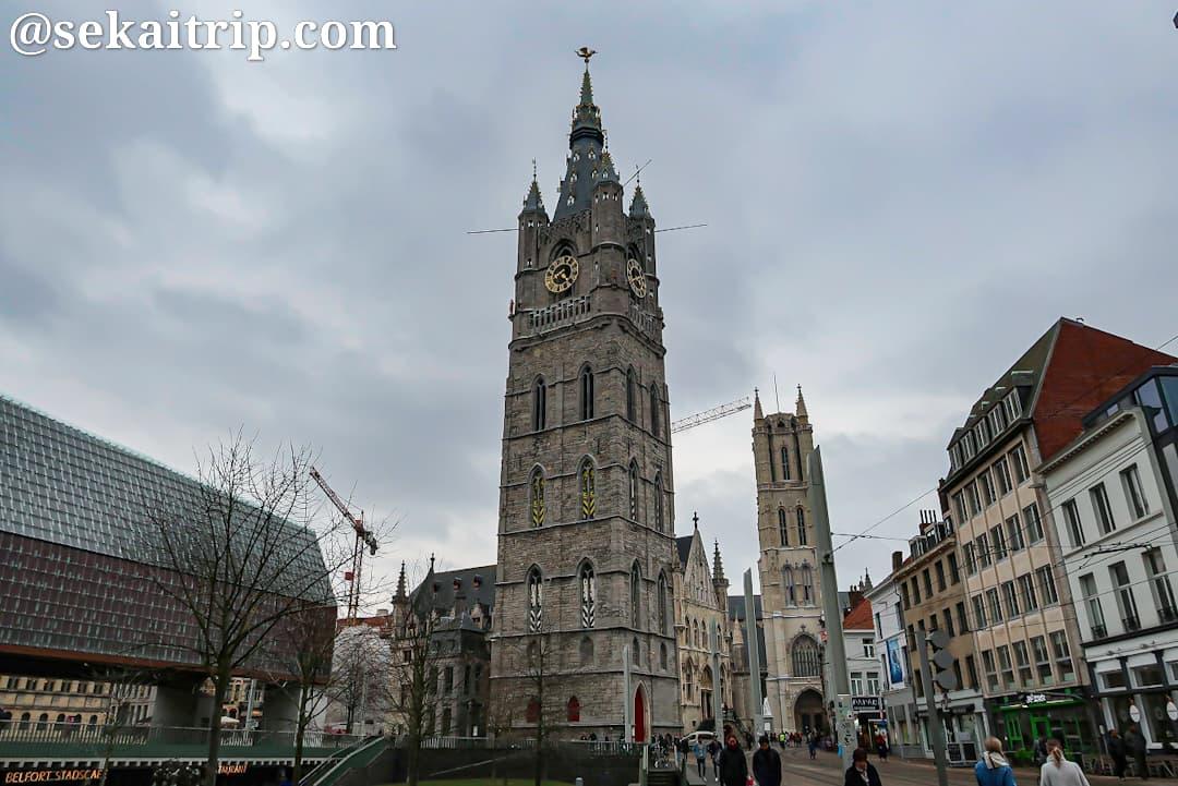 ゲントの鐘楼(Het Belfort van Gent)