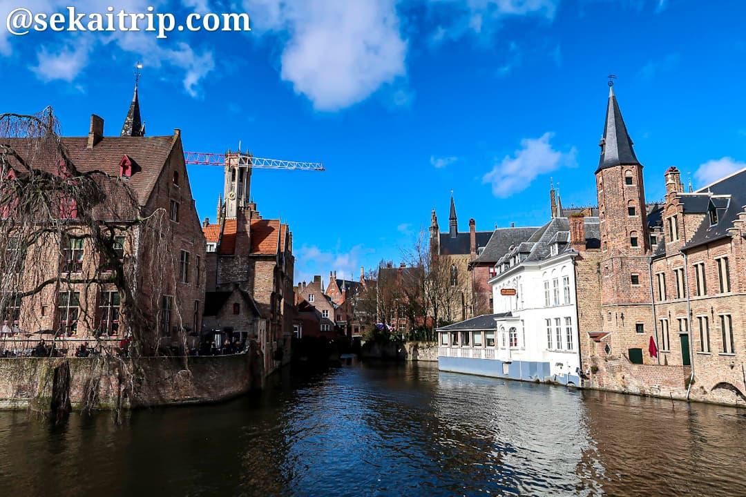 ブルージュ歴史地区(Historisch centrum van Brugge)