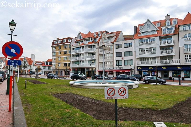 ドリーフクス広場(Driehoeksplein)