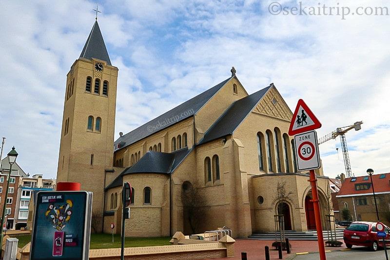 聖心教会(Heilig Hartkerk)