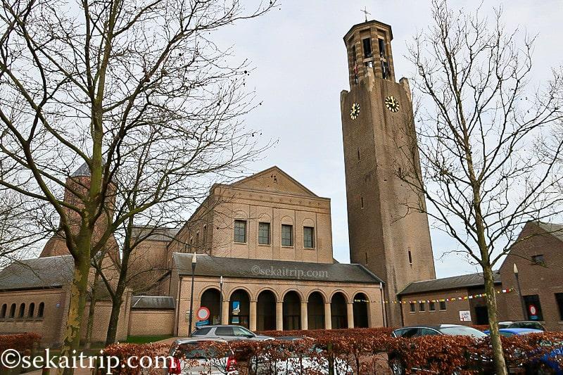 聖マルガレータ教会(Sint-Margarethakerk)