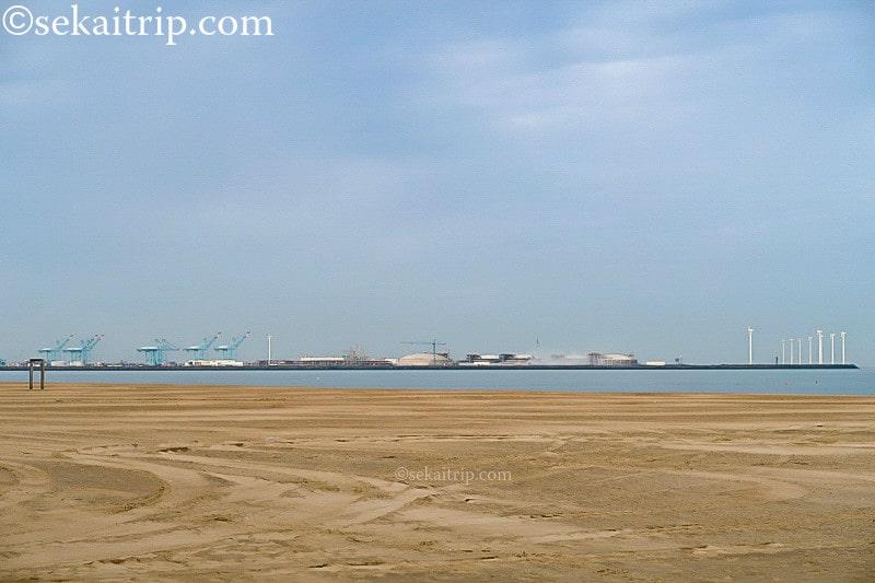 クノックビーチ(Knokke Strand)