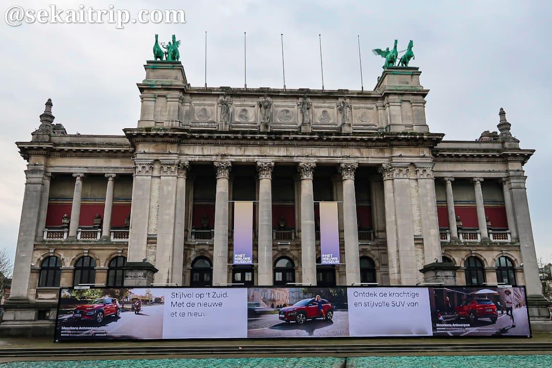アントワープ王立美術館(Koninklijk Museum voor Schone Kunsten Antwerpen)
