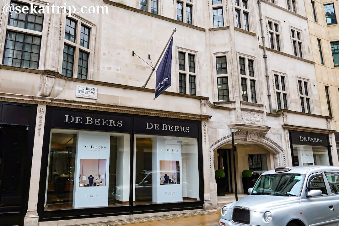 デビアス(De Beers)本店