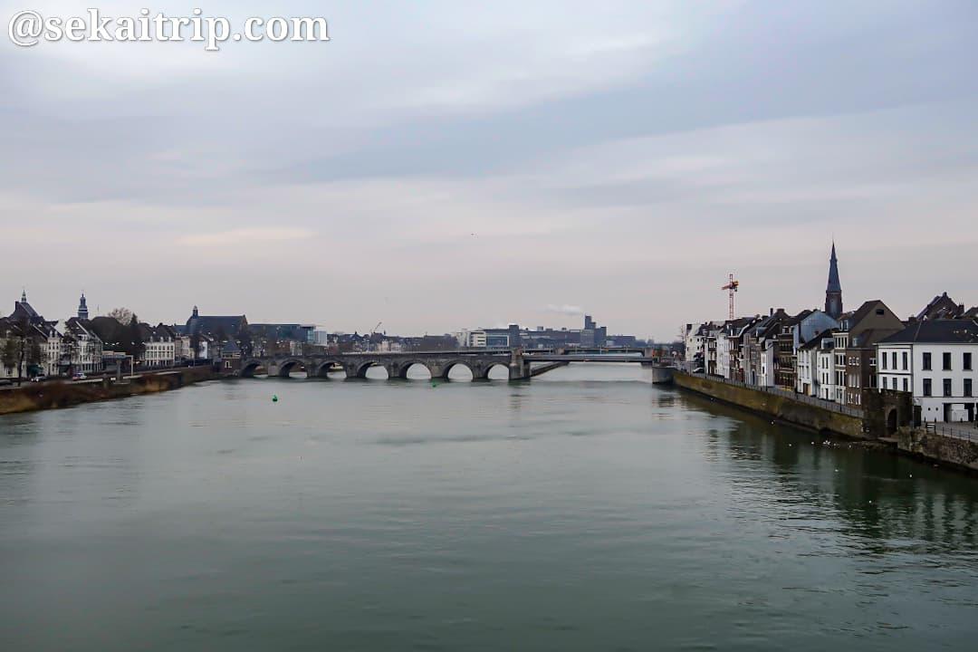 マーストリヒトの聖セルファース橋(Sint Servaasbrug)