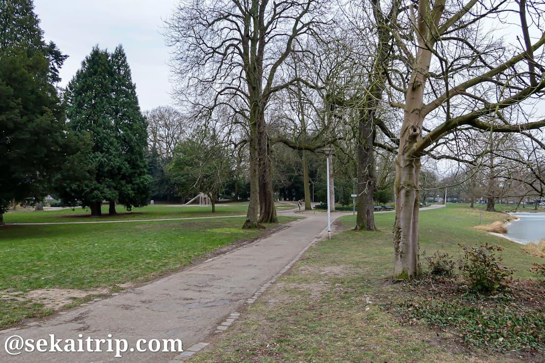 スタツ公園(Stadspark)
