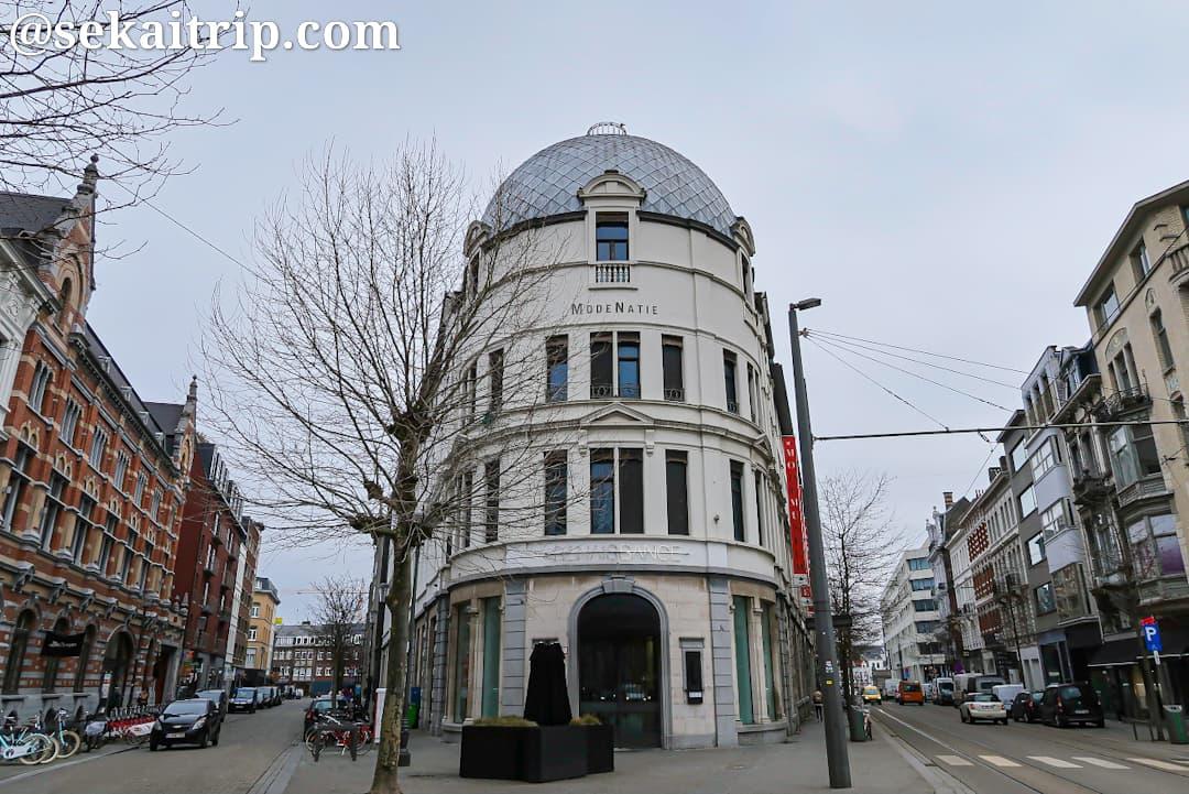 アントワープ・モード博物館(Modemuseum Provincie Antwerpen)