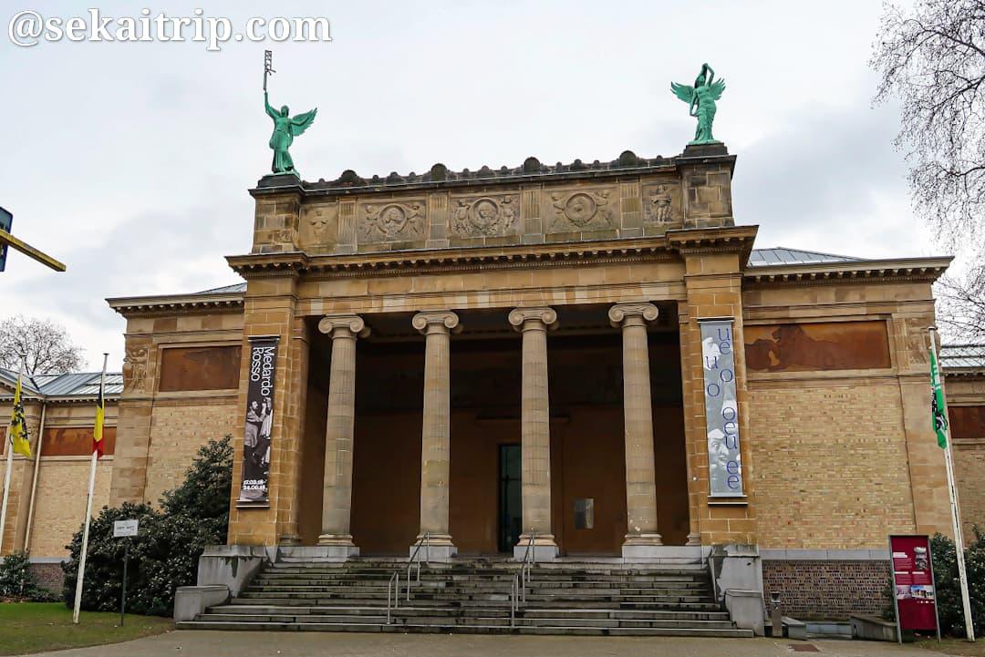 ゲント美術館(Museum voor Schone Kunsten Gent)