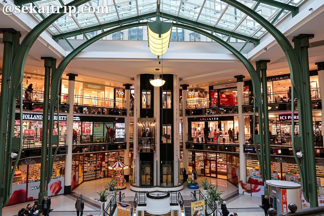 ショッピングセンター・ヘント・ザイド(Shoppingcenter Gent Zuid)の内部