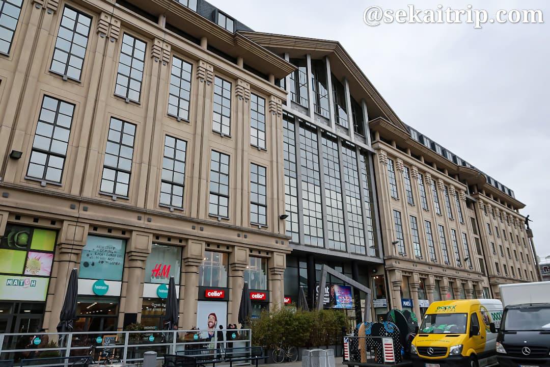 ショッピングセンター・ヘント・ザイド(Shoppingcenter Gent Zuid)