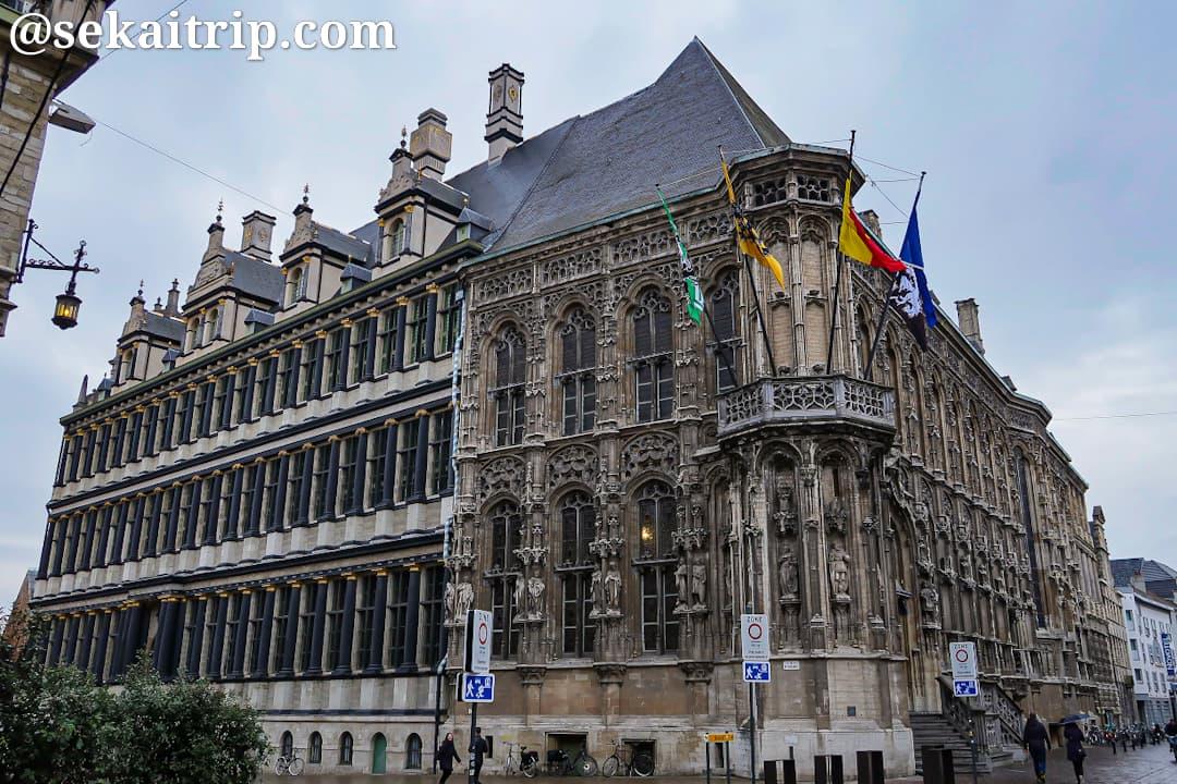 ゲント市庁舎(Stadhuis van Gent)