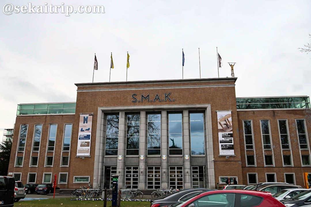 ゲント市立現代美術館(Stedelijk Museum voor Actuele Kunst Gent)