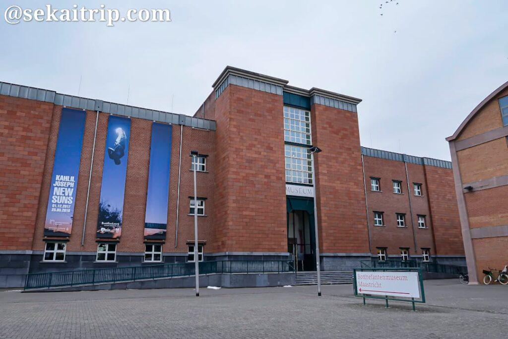 ボンネファンテン美術館(Bonnefantenmuseum)