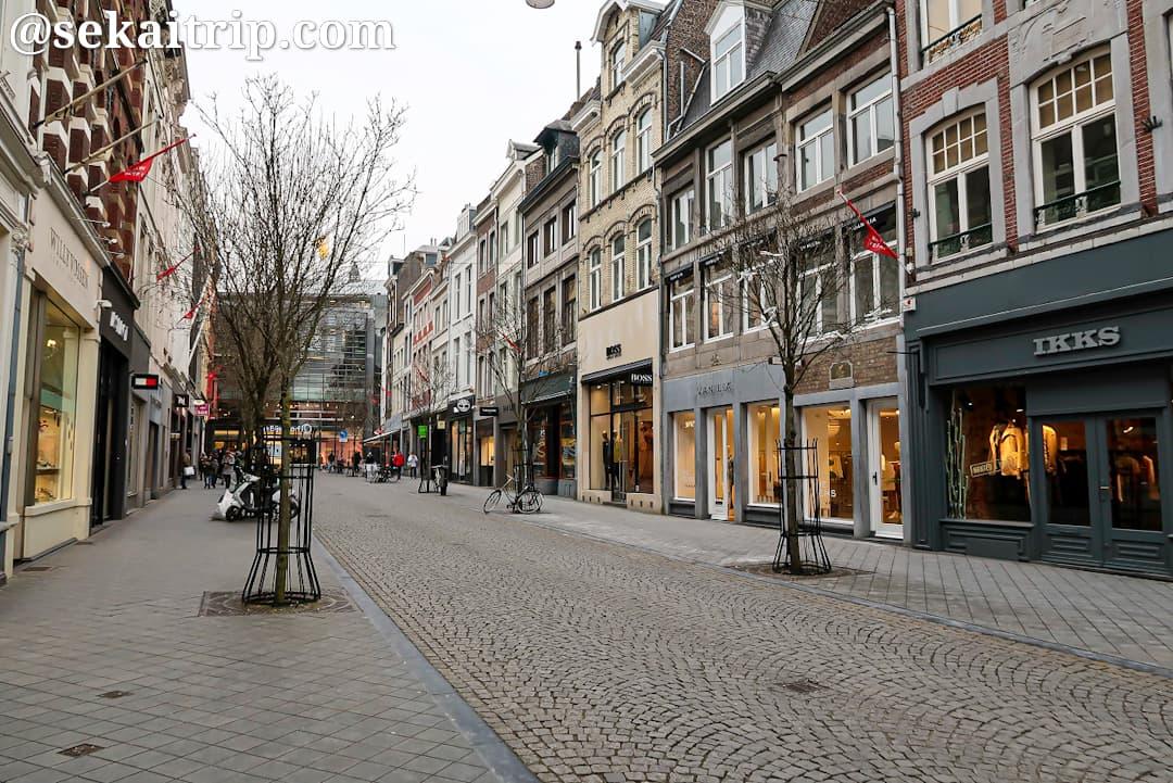 マーストリヒテル・ブルグ通り(Maastrichter Brugstraat)