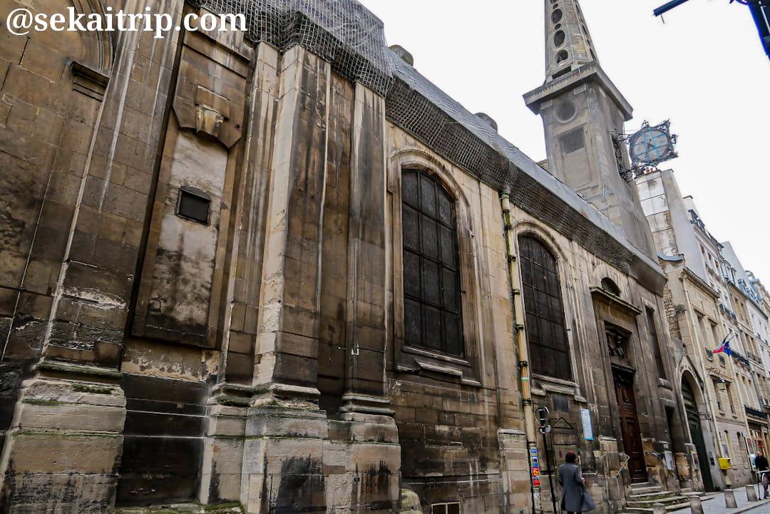 サン・ルイ・アン・リル教会(Église Saint-Louis-en-l'Île)