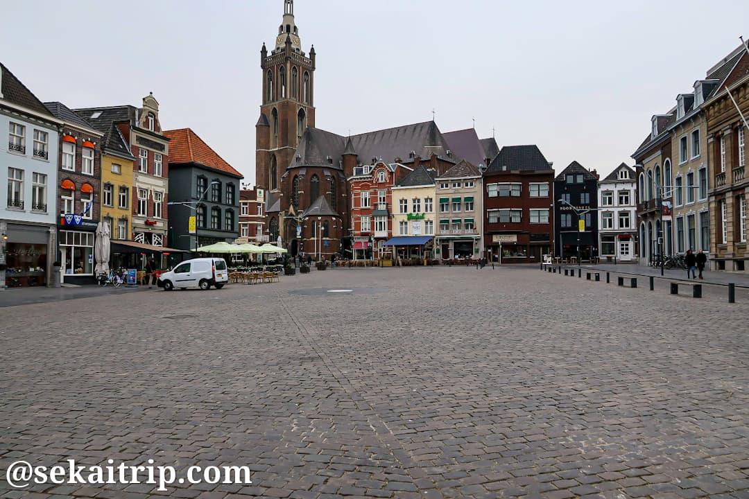 ルールモントのマルクト(Markt)