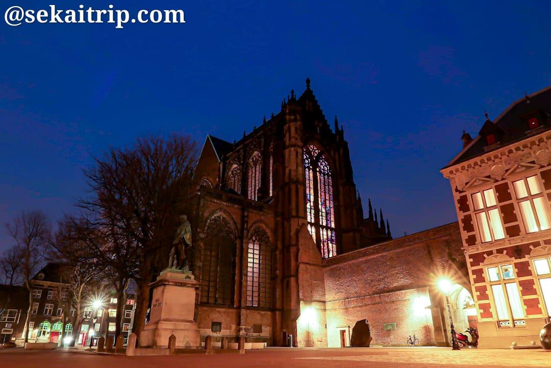 ユトレヒトのドム教会(Domkerk)
