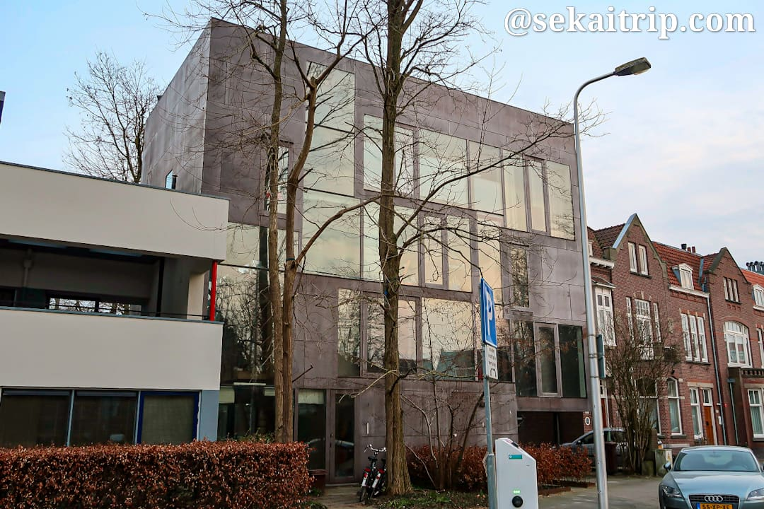 MVRDVが設計した「Double House」