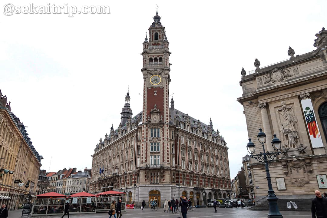 リール商工会議所(Chambre de commerce et d'industrie Grand Lille)