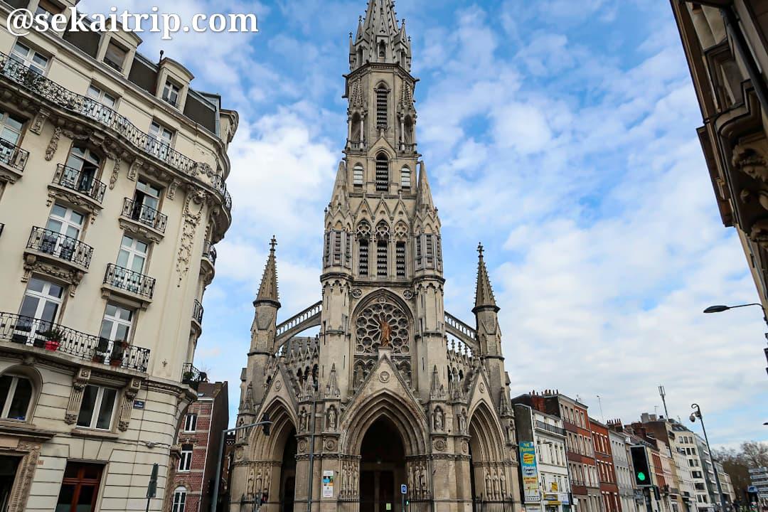 リール聖心教会(Église du Sacré-Cœur de Lille)