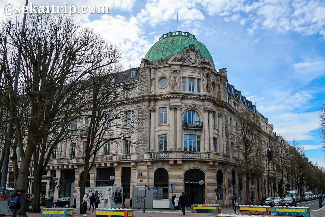 リール郵便局(Hôtel des Postes de Lille)