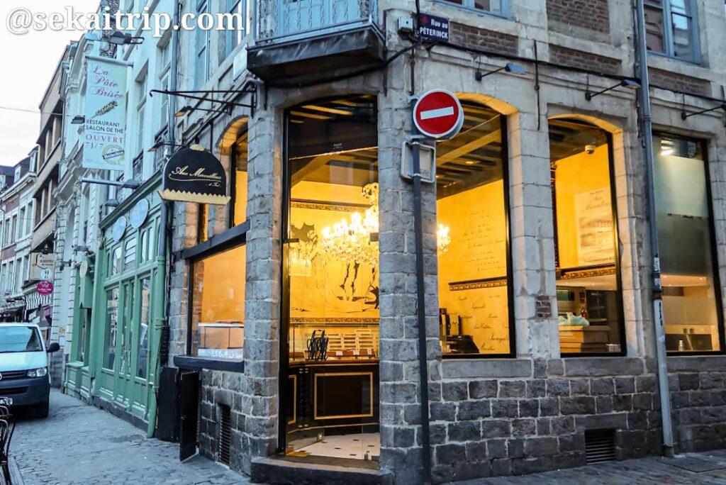 リールの人気スウィーツ店「Aux Merveilleux de Fred」
