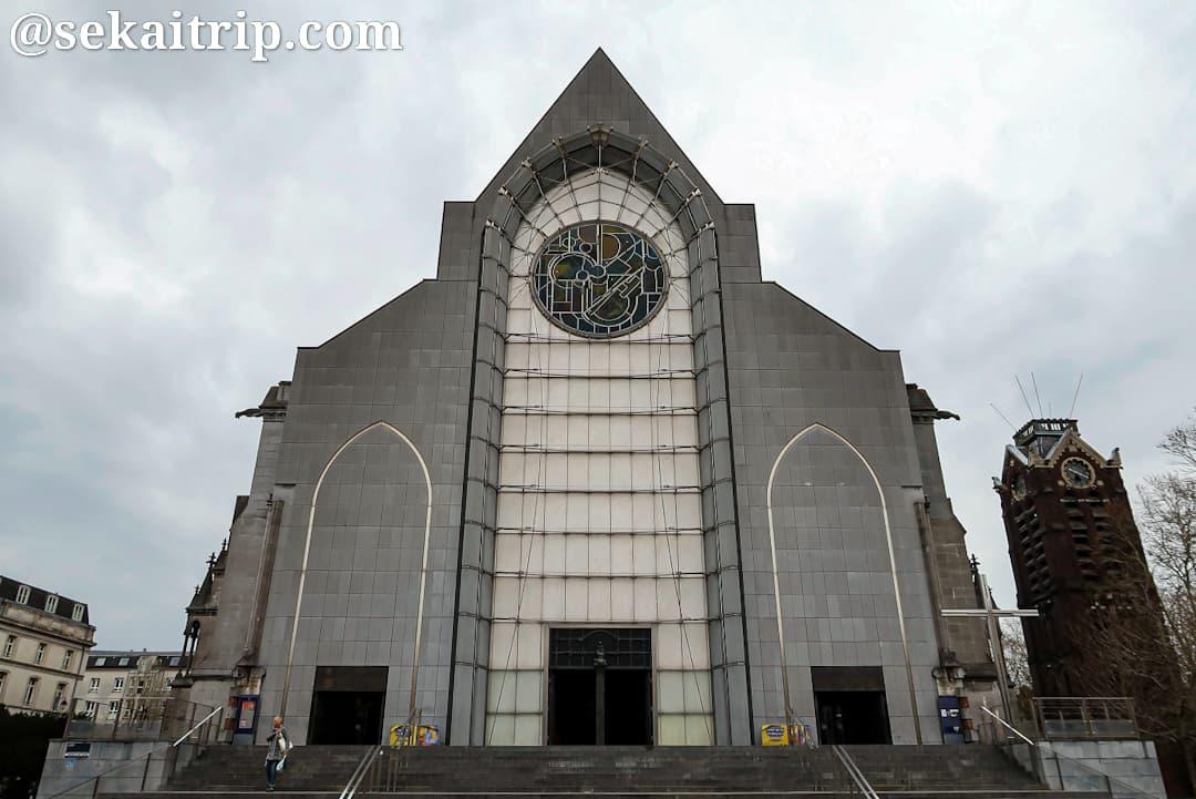 リール大聖堂(Cathédrale Notre-Dame-de-la-Treille)