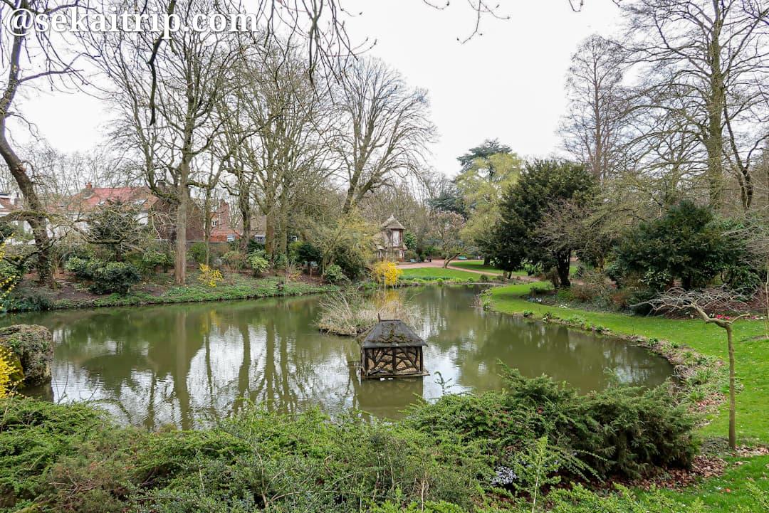 ヴォバン庭園(Jardin Vauban)