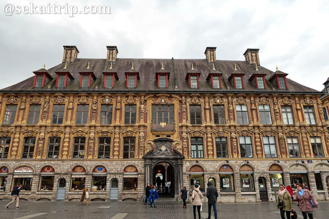 旧証券取引所(La Vieille Bourse)