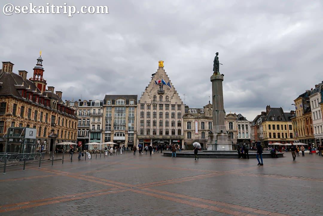 シャルル・ド・ゴール広場(Place Charles de Gaulle)
