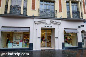 ブルス通り(Rue de la Bourse)のランセル