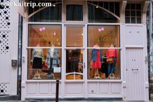 クレ通り(Rue de la Clef)のLes Piplettes