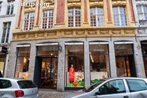 グランド・ショセ通り(Rue de la Grande Chaussée)のエルメス