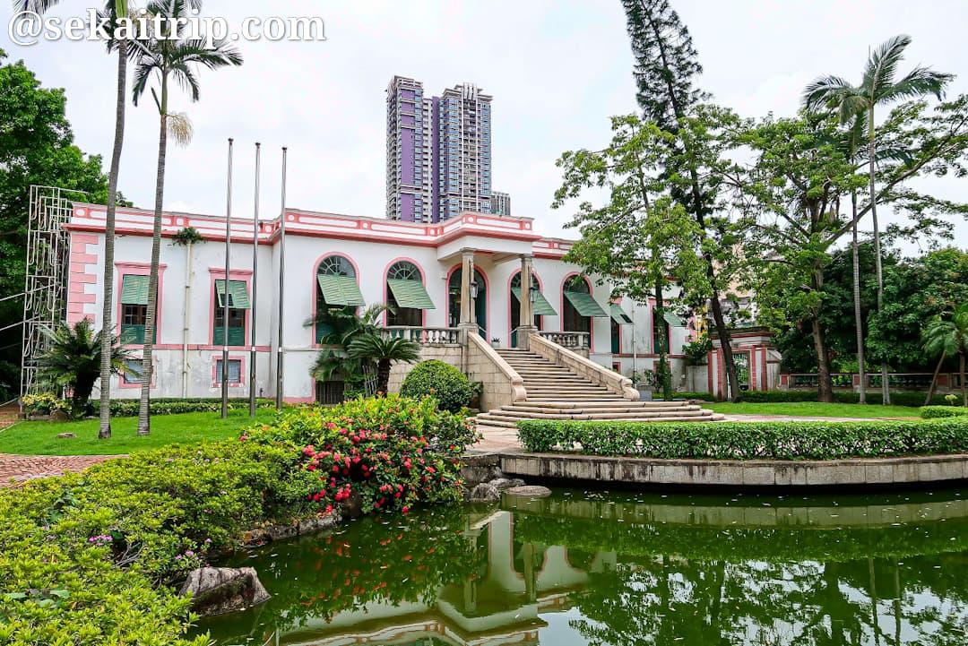 カーザ庭園(Casa Garden)